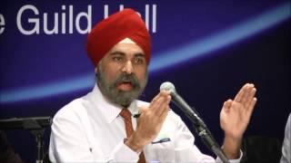 NUSS IQ Dialogue - Harminder Pal Singh