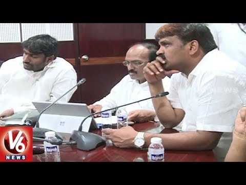 GHMC Standing Committee Approves Rs 13,150 Crore Budget For 2018-19 Financial Year | V6 News
