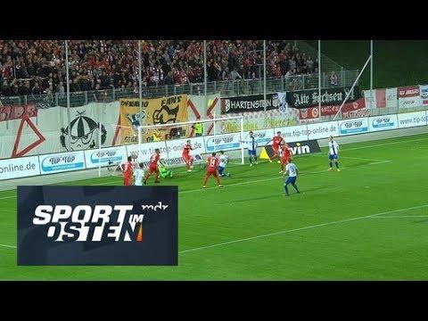 FSV Zwickau bringt 1. FC Magdeburg zu Fall (8. Spieltag) | Sport im Osten | MDR