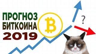 Курс биткоина: прогноз на 2019. Крах BTC или рост до луны? Криптовалюта - новости