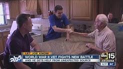 Veteran can't get Sears to repair counter
