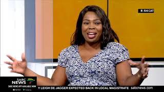 #KFCProposal couple | Hector Mkansi, Nonhlanhla Soldaat grace Morning Live studios