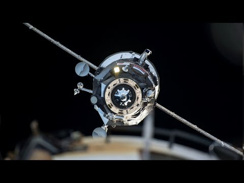 Progress 67P Resupply Craft Docking To The International Space Station - Live Mirror And Discussion