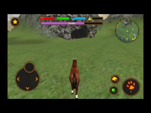 Clan of Horse - HD Android Gameplay - Action games - Full HD Video (1080p)