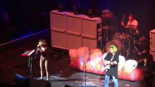 Grouplove - Colours - at Wells Fargo Center, Philadelphia, PA-11/2/17