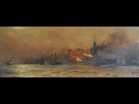 """THE BATTLE OF JUTLAND 31 MAY – 1 JUNE 1916"" BY PROFESSOR ANDREW LAMBERT 23 MAY 2016"
