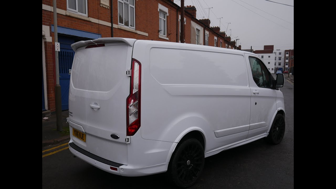 Ford Transit Full Body Kit Aero Kit Dynamic Kit Turbo Van
