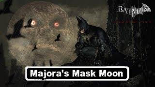 SKIN; Batman; Arkham City; Majora's Mask Moon