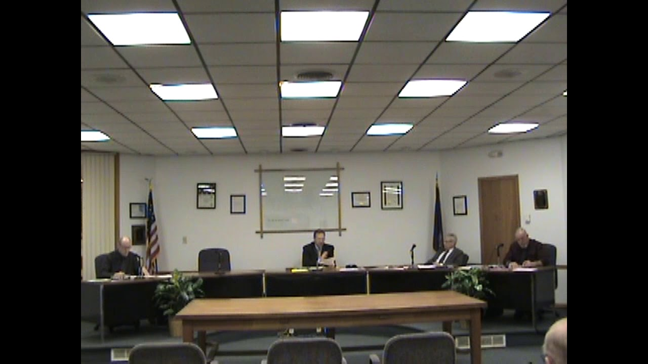 Rouses Point Village Board Meeting  2-5-18