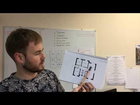 Как сделать проект дома самостоятельно? Эскиз за 5 шагов!
