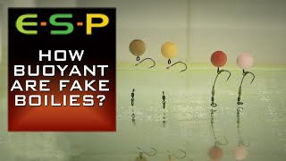 Avoid Crayfish?! CARP RIGS with fake boilies!
