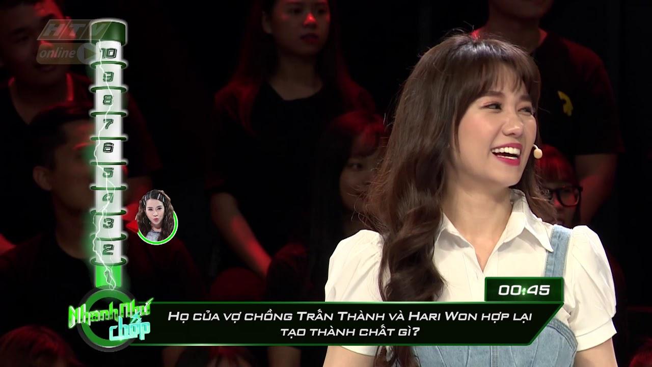 image Vũ Ngọc Ánh bình tĩnh ghi 3 điểm | HTV NHANH NHƯ CHỚP | NNC #24 | 15/9/2018