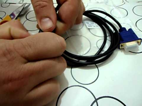 Cable Hdmi Vga Byc Avi Youtube