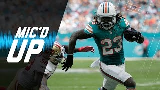 Jay Ajayi was Mic'd Up for his game against the San Francisco 49ers...