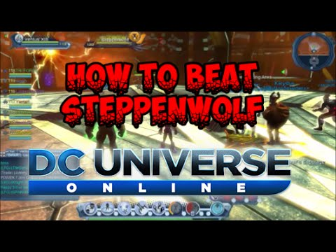 DCUO: How To DESTROY Steppenwolf ASAP!