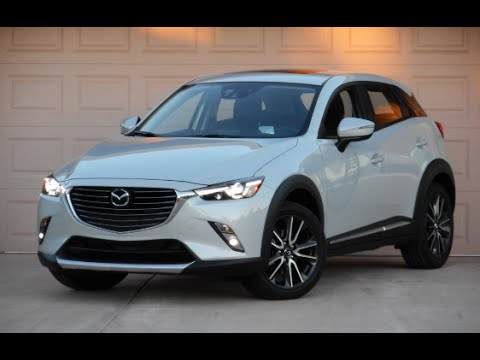 2017 mazda cx 3 review and road test youtube. Black Bedroom Furniture Sets. Home Design Ideas