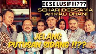 Download Video Eksklusif !!?? Sehari Bersama Ahmad Dhani Jelang Putusan Sidang #ahamddhani #sidangahmaddhani MP3 3GP MP4