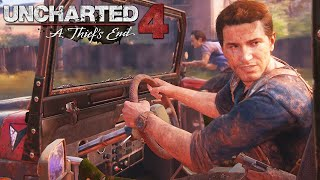 UNCHARTED 4: A Thief's End - Capítulo 11: Debaixo do Nariz