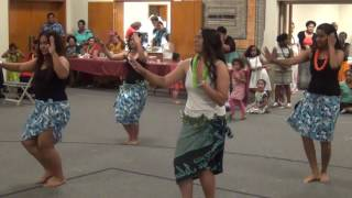 Pacific Islander Cultural Dance during Hon. Solo Mara's visit to Sacramento, CA