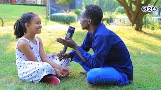 اطفال السودان بفرنسا - عيدت عليكم - عيد الأضحى المبارك 2018