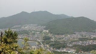 三石山~観音山~狐ケ城