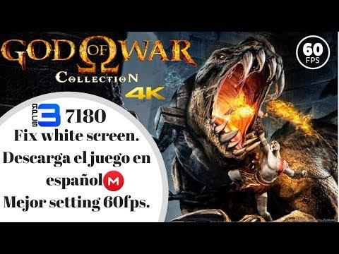 God of War Collection - God of War 2 - RPCS3 v0 0 2-5414