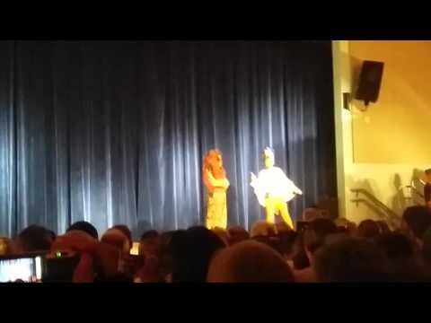 Claudia Urday|Lion King|Norma Butler Bossard Elementary School Kendall Florida