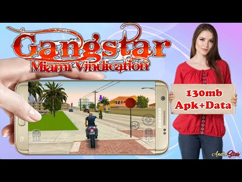 Gangstar Miami Vindication For Any Android|Compressed|Offline|Hd Gameplay Proof|Hindi|