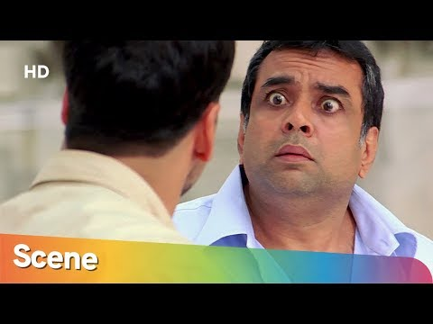 Paresh Rawal Comedy Scene From Bhagam Bhaag  | Akshay Kumar | Govinda - Superhit Hindi Movie