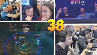 BEST OF LYON ESPORT 2018 (Avec Corobizar, La Stream team, Solary...)