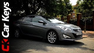 Hyundai i40 Saloon 2013 review Car Keys