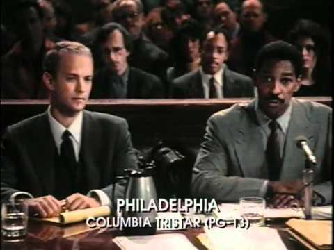 Philadelphia (1993) - Trailer - YouTube