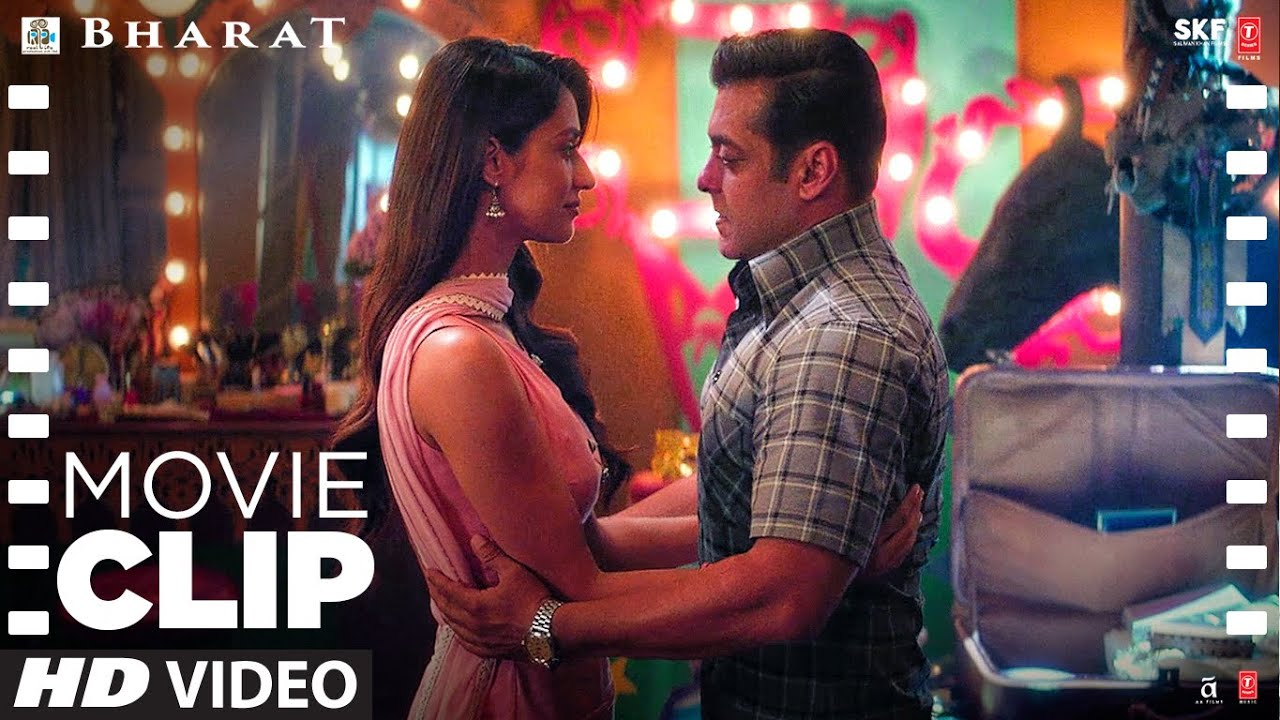 Teri Bahut Yaad Aayegi Radha | Bharat | Movie Clip | Romantic Scene | Salman Khan, Disha Patani