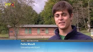 Umweltpraktikum - Felix Muuß berichtet von seiner Zeit im Biosphärengebiet Schwäbische Alb