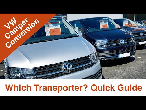 Best Van For Camper Conversion | Which VW Transporter Is Best?