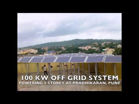 Off grid solar | solar PV | rooftop solar systems
