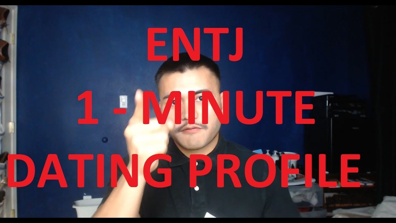 Entj dating site profile
