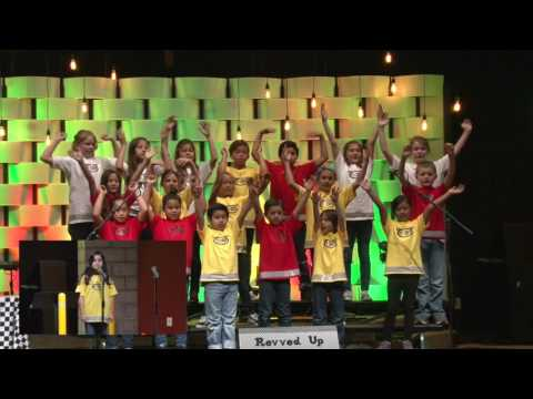 Revved Up and Ready to Go! - performed by KidzPraise