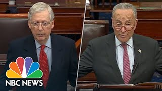 McConnell Supports Soleimani Killing, Schumer Condemns: 'We Should Welcome His death' | NBC News