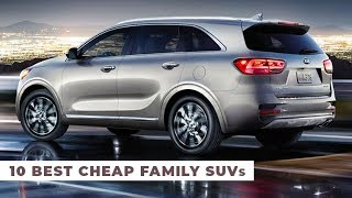 10 Best Family SUV 2019 – Luxury & Affordable 2020 !
