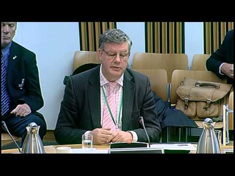 Finance Committee - Scottish Parliament: 3rd October 2012