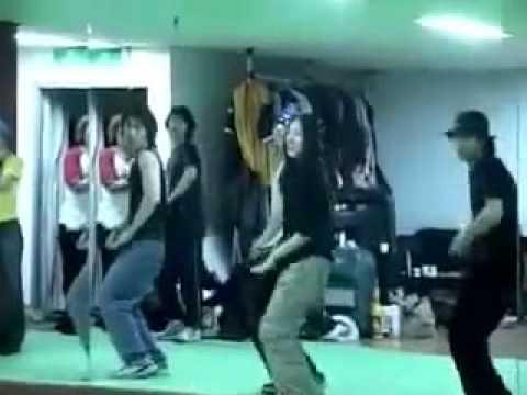 Dancing Park Shin Hye