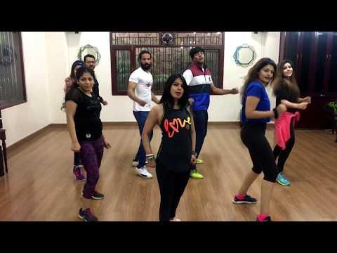 NA JA | PAV DHARIA | ZUMBA FITNESS | PRE COOLDOWN ROUTINE | EASY DANCE FITNESS