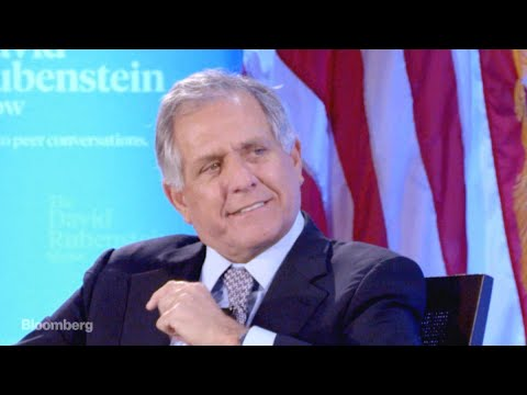 The David Rubenstein Show: Leslie Moonves
