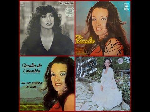 Claudia de Colombia - Canciones del Recuerdo