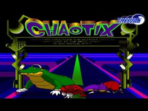 Let's Play con Yidramon: ¡La hora de los CHAOTIX! (Parte 1/2)