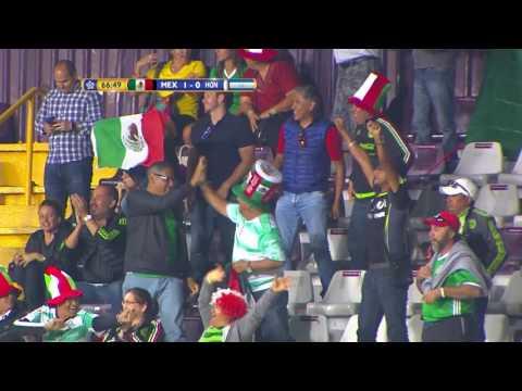 CU20 2017: Mexico vs Honduras Highlights