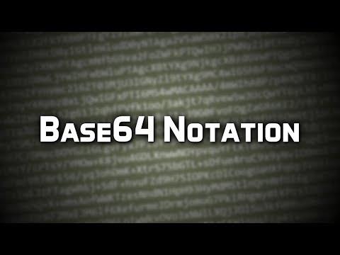 Base64 Representation