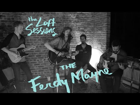 The Ferdy Mayne - Real Shackle  - The Loft Sessions