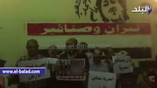بالفيديو.. خالد على في' الصحفيين':عيش.. حرية.. الجزر دى مصرية'